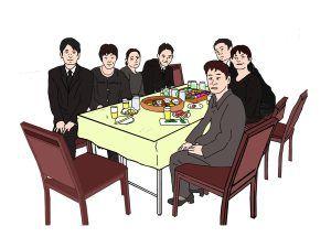 葬儀後の会食のセッティングのコツ