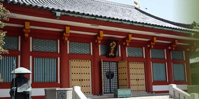 宝仙寺大師堂の画像